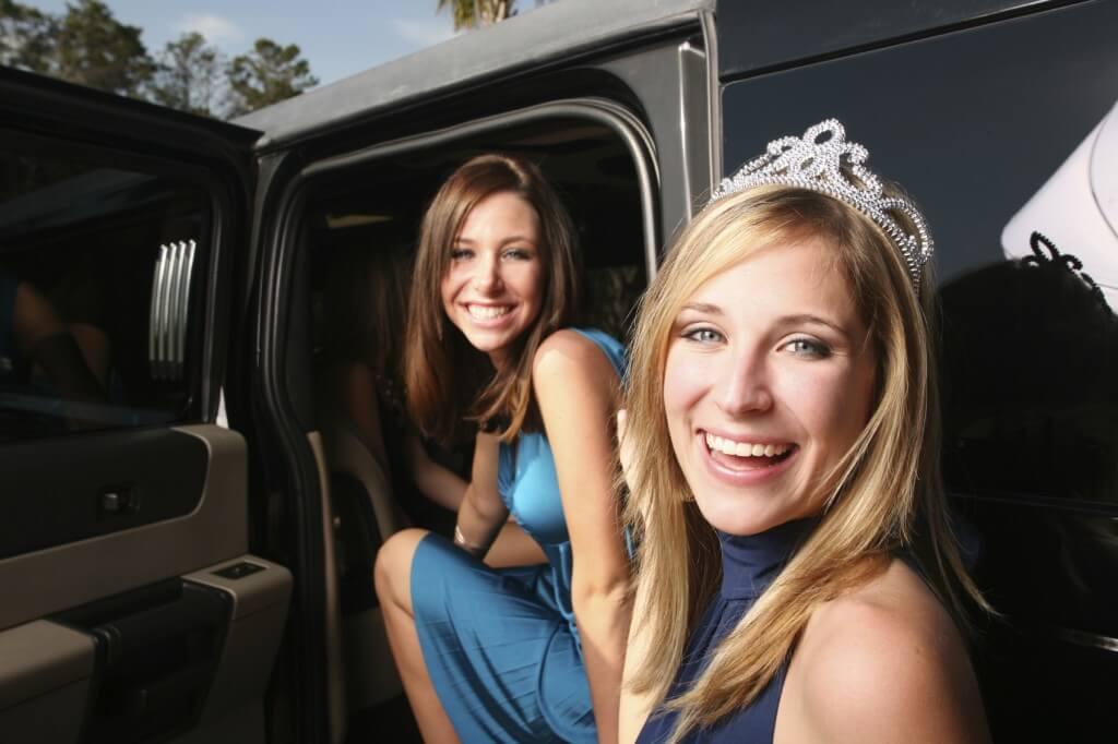 Your limo awaits!