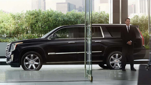 The Cadillac Escalade-Luxury SUV