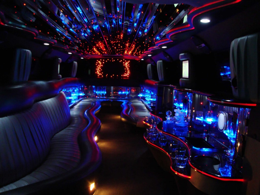 party bus NYE